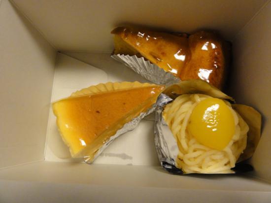 Gennai: ケーキ