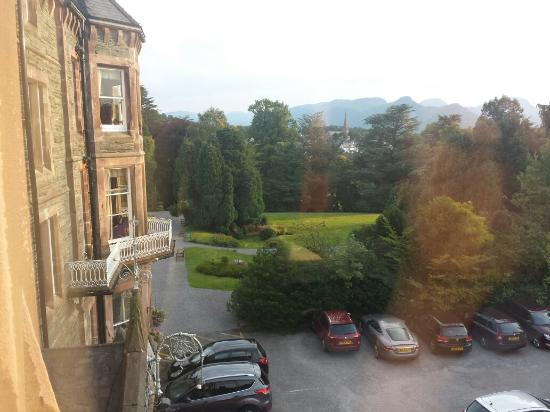 Keswick Country House Hotel View From Hotel Room Picture Of - Keswick country house hotel