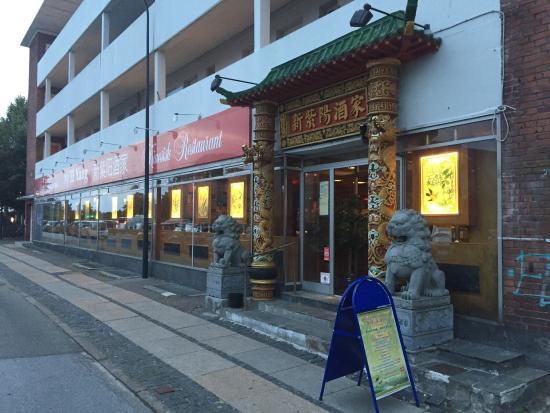 ny asiatisk restaurant københavn