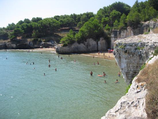 Spiaggia dei Colombi