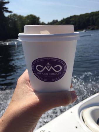 Port Carling, Canadá: Ahhhhhhhh vanilla I like you a latte