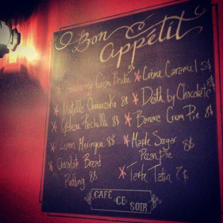 Chicken cordon bleu entree photo de cafe ce soir for Hotel disponible ce soir