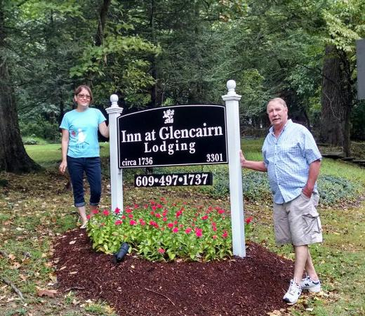 Inn at Glencairn: Our perfect vacation stay!