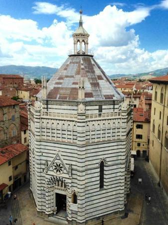 San Giovanni in Corte Baptistery