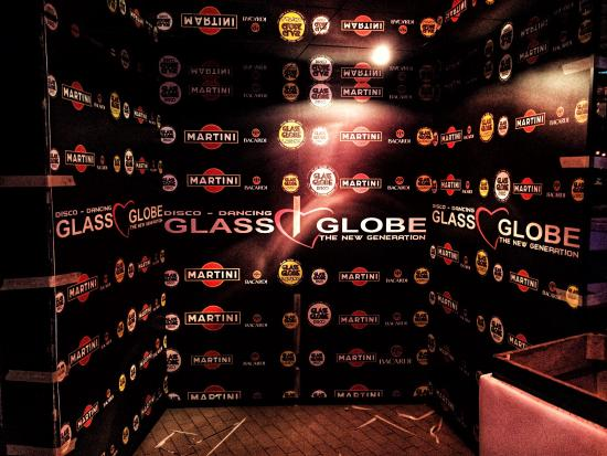 Glass Globe Disco