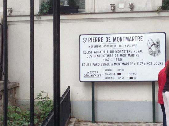 Paris, França: Entrada