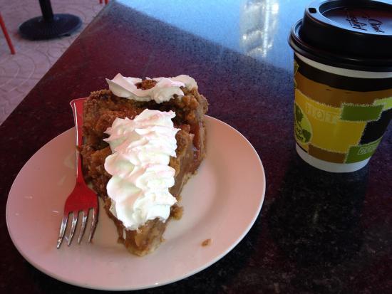 Wilton Manors, Φλόριντα: Best apple pie :-)