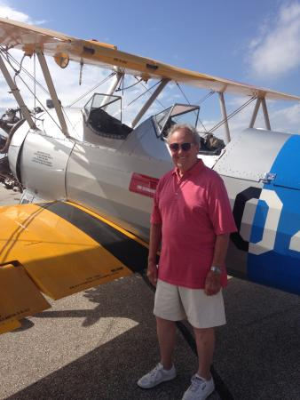 Innkeeper's Roasted Coffee: Came to Galesburg IL. for the Stearman Bi-Plane Fly In-and found a great place for coffee too!