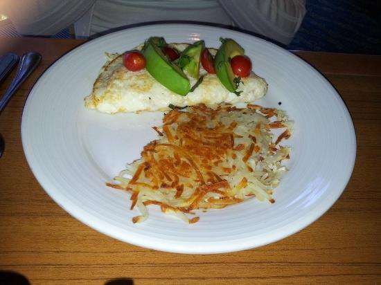 Riverbend Bar and Grill: Egg White