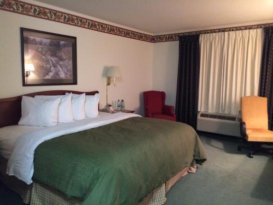 Country Inn & Suites by Radisson, Elk River, MN: 清潔な室内