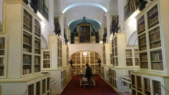 The Teleki-Bolyai Library