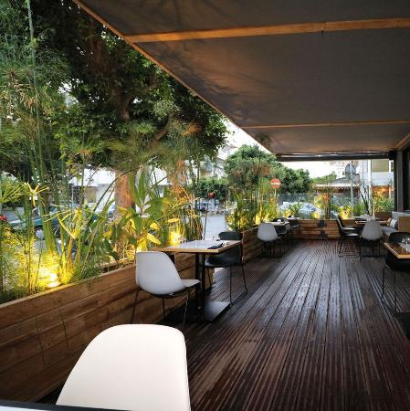 Terrasse ext rieure picture of yawatcha thai jap for Restaurant jardin thai