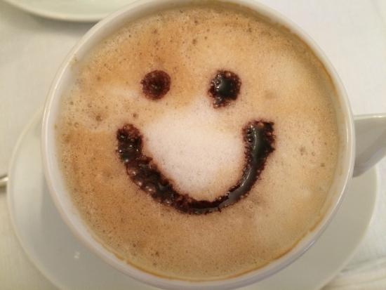 Hotel Cavalieri: Best Cappuccino