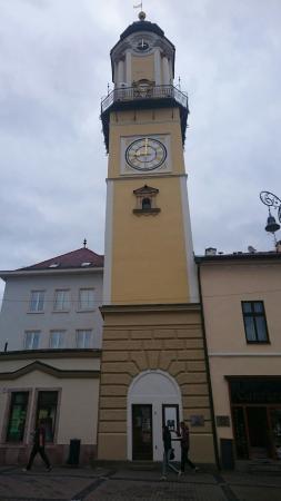 The Clock Tower: Hodinová veža BB