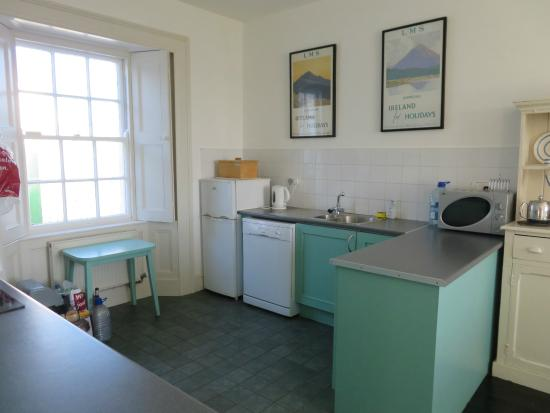 Galley Head Lightkeeper's House: Kitchen
