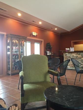 Yadkinville, Karolina Północna: Sweet Home Carolina Vineyard & Winery