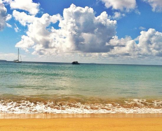 Playa Rompe Olas