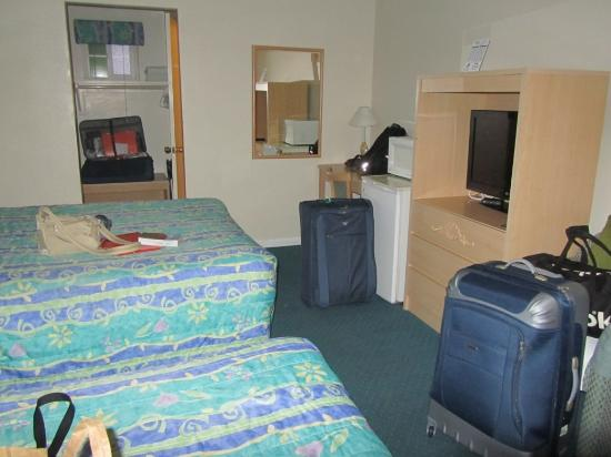 Morro Bay Sandpiper Inn : Habitación nº 16