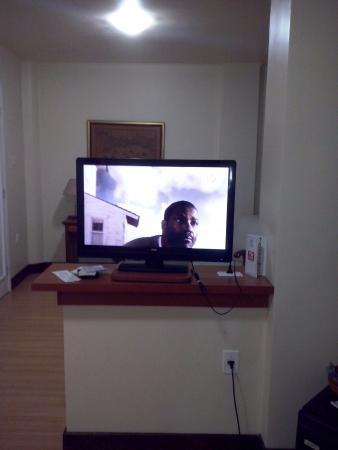 City Hotel Porto Alegre : TV