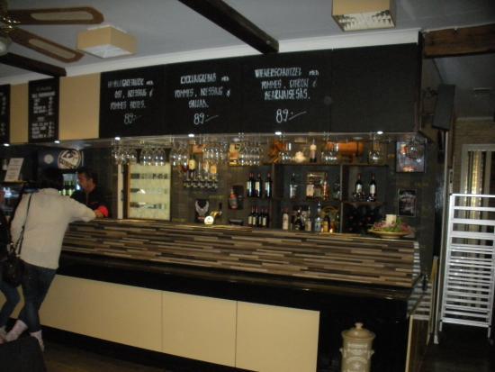 Grönnäs kök och bar - Bild från Gronnas Kok & Bar, Västra ...