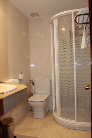 Hotel Peña Grande: Baño