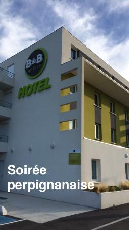 B&B Hotel Perpignan St Charles