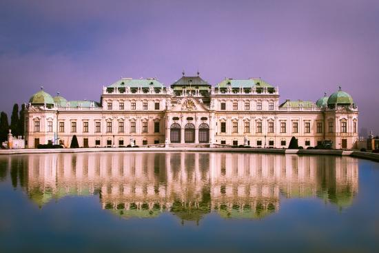 Belvedere Palace Museum: Schloss Belvedere - Wien