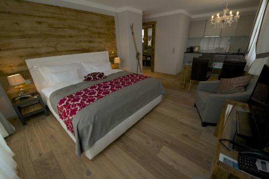 Hotelino Petit Chalet: Doppelzimmer