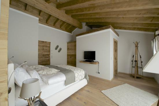 Hotelino Petit Chalet : Dachsuite