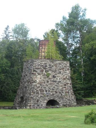 Katahdin Ironworks State Historical Site