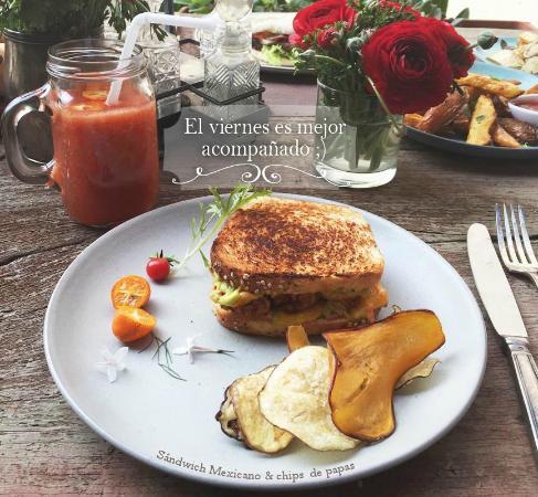 Belen Coffee-Restaurant: Mexican Sandwich