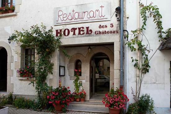 Restaurant des 3 Chateaux