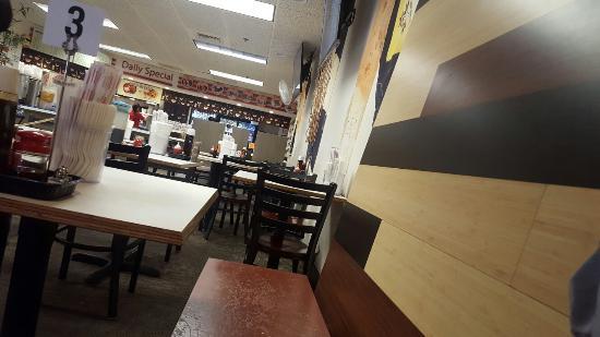 Tokyo Express: Long restaurant