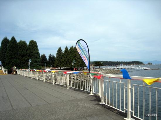Nanaimo, Canadá: Harbourfront Walkway