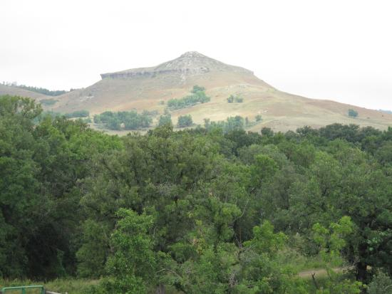 Killdeer Mountain