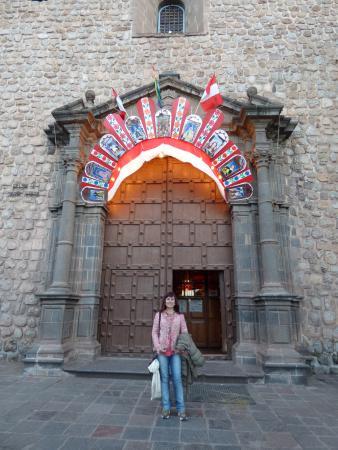 Plaza de las Nazarenas: Iglesia de San Antonio Abad