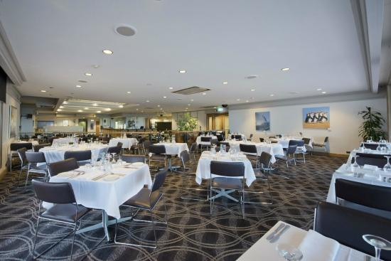 Hotel Victor: Restaurant