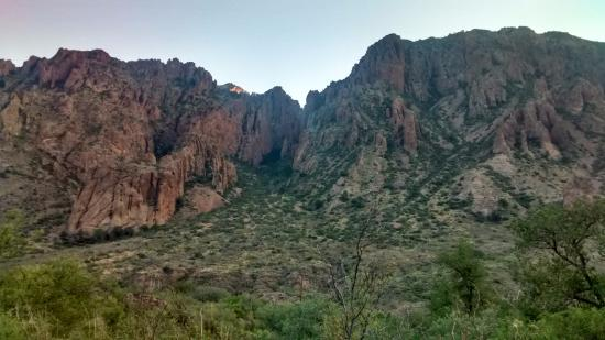 Photo of Chisos Basin Campground Big Bend National Park