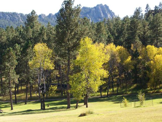 Elk Ridge Bed & Breakfast: The hush of fall will consume and relax you
