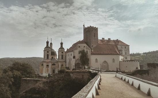 Zamek Vranov Nad Dyji