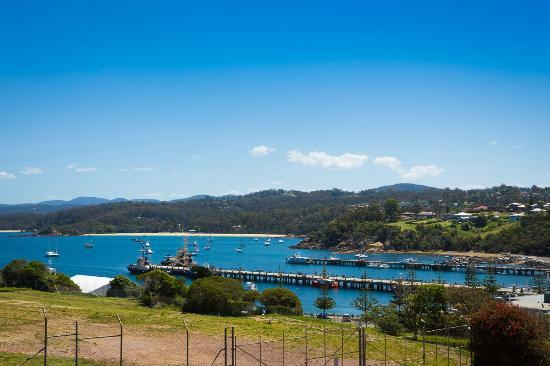 Snug Cove Villas: View