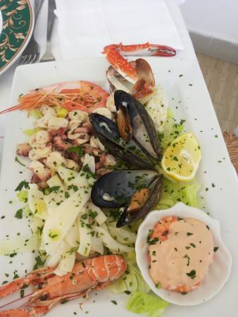 Ristorante Venere: Ottimo pranzo agosto 2015!!!