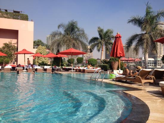 Sofitel Cairo El Gezirah: Pool
