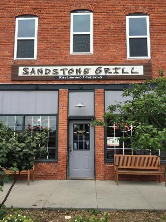 Sandstone Grill