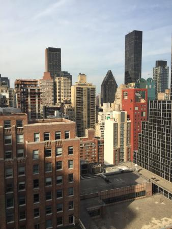 Window View - The Westin New York Grand Central Photo