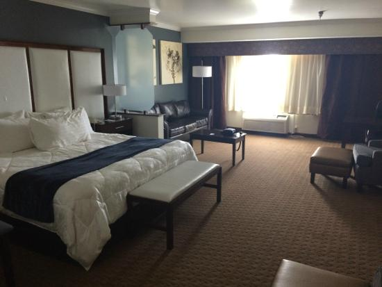 BEST WESTERN Mountain View Inn : Chambre