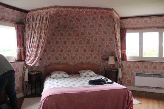 Chambres d'hôtes La Galetière : camera al primo piano