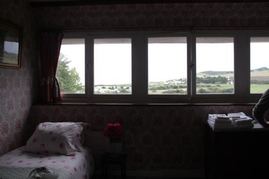 Chambres d'hôtes La Galetière : vista panoramica dal primo piano