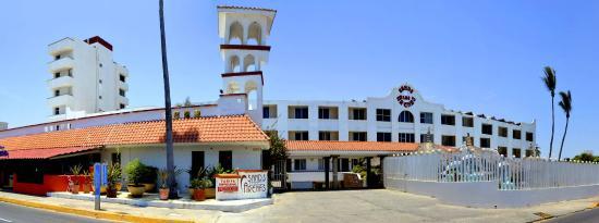 Hotel Sands Las Arenas: Fachada