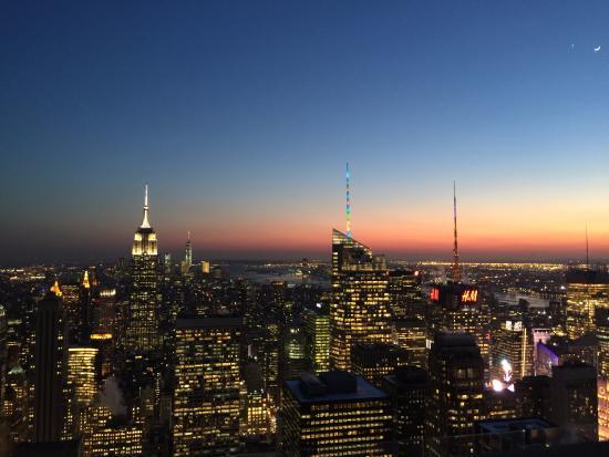 Rockefeller Center: Top Of The Rock